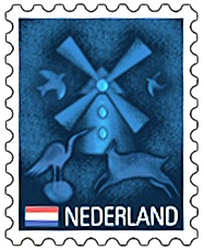 Holiday in Eden Stamp